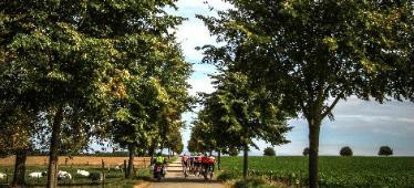 Foto etappe 6 Ardennenoffensief